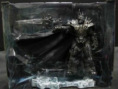 WOW World of Warcraft Lich King Arthas Menethil Action Figure Statue Toy Doll