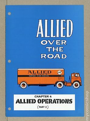 Allied Over the Road #4 1959 NM- 9.2