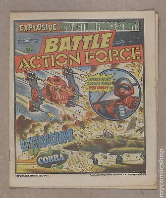 Battle Picture Weekly (UK) #851102 1985 FN/VF 7.0