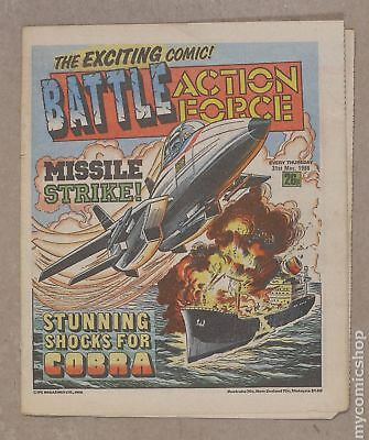 Battle Picture Weekly (UK) #860531 1986 FN 6.0
