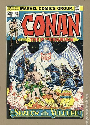 Conan the Barbarian (Marvel) #22 1973 FN+ 6.5