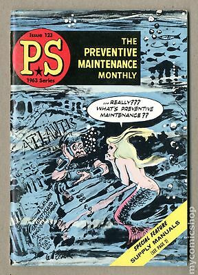 PS The Preventive Maintenance Monthly #123 1963 FN 6.0
