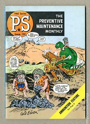 PS The Preventive Maintenance Monthly #153 1965 VG/FN 5.0