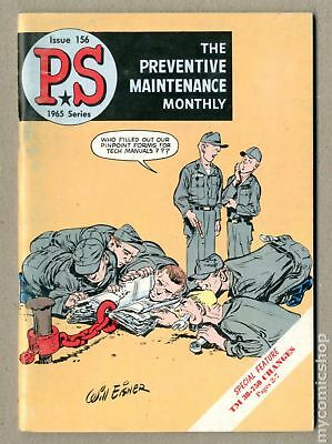 PS The Preventive Maintenance Monthly #156 1965 VG/FN 5.0