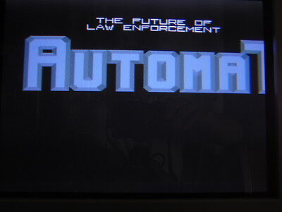Automat Robocop / Boot-Leg / Working & Clean / Arcade Jamma Pcb 616
