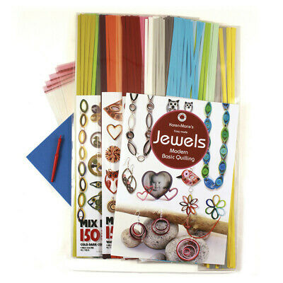 Karen Marie Klip: Jewels Quilling Kit, BIG Starter Kit
