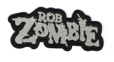 patch embroidered / écusson thermocollant Rob Zombie