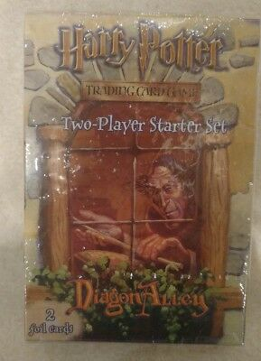 Harry Potter Two Player Starter Set - Diagon Alley Neu ,  TCG Trading Card
