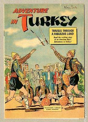 Adventure in Turkey #0A 1965 2nd Printing VG 4.0
