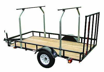 Malone TopTier Utility Trailer Cross Bar System, High Capacity, MPG493