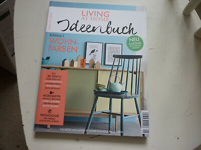 living at home ideenbuch edition 4 aus 2017 neuwertig. Black Bedroom Furniture Sets. Home Design Ideas
