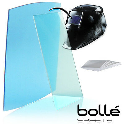 Screen protection for mask Bollé Safety FUSION welding inside exterior