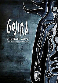 Gojira - The Flesh Alive (DVD, 2012, 2-Disc Set)