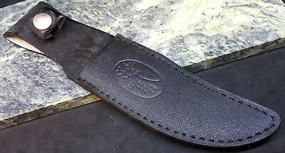 """Fixed Blade Knife Belt Sheath for up to 5 1/8"""" Blades"""