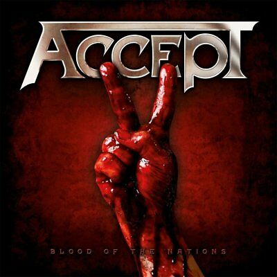Accept - Blood Of The Nations Ltd. (300 Copies) 2LP Yellow Vinyl 06.04.18 VVK