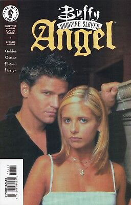 BUFFY THE VAMPIRE SLAYER - Angel - #1 - Photo Cover - Back Issue
