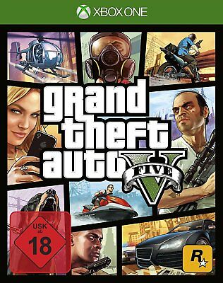 GTA 5  (Grand Theft Auto V)          XBOX One          !!!!! NEU+OVP !!!!!!