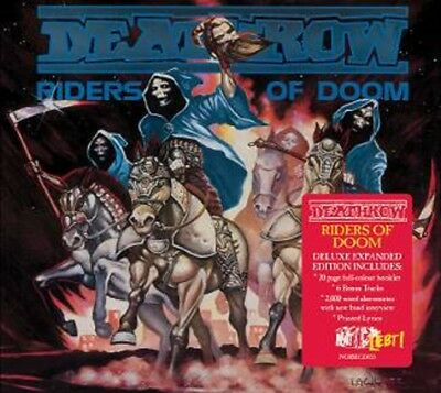 Deathrow - Riders of Doom - New Digipak CD Album - Pre Order 30th March