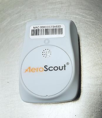 AeroScout TAG-2200 RFID Asset Tracking Transmitter Tag