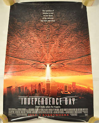 Independence Day Style C Original Movie Poster 1996 27 x 40