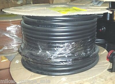 "175 feet Parker 1120-10B-BLK-250 Air Brake Tubing, 5/8""in OD BLACK 175 FooT ROLL"