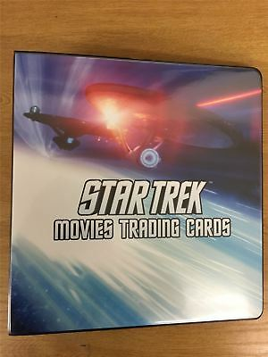 Star Trek Movies 2014 Official Rittenhouse Binder