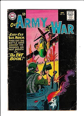"""Our Army At War No.134  : 1963 :   : """"The TNT Book!"""" :"""