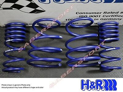 H&R Sport Series Lowering Springs kit for 2007-2016 Jeep Compass