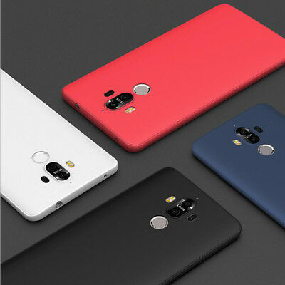 New Luxury 360° Protection Hard Shell Slim Frosted Shield Case Cover For Huawei