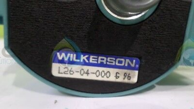 Wilkerson L26-04-000 Lubricator *used*