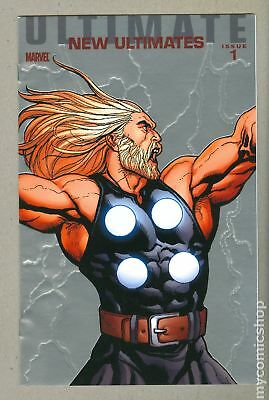 Ultimate New Ultimates (Marvel) 1C 2010 NM- 9.2