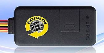 Real Time GPS Tracking Device From Back2you.com® Including 12 Months Tracking