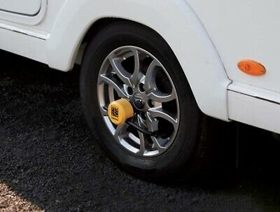Stronghold Protector Caravan Alloy Wheel Clamp Lock Sold Secure Security SH5432
