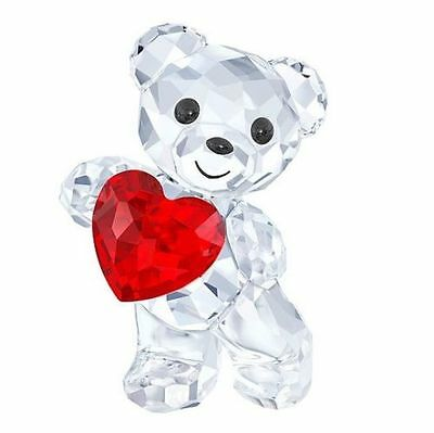 Swarovski Kris Bear - A Heart for You # 5265310 New in Original Box