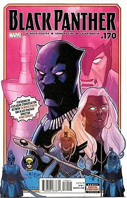 Black Panther #170  Marvel Comic Book  2018 Nm