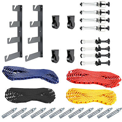 Neewer Photography 4 Roller Wall Mounting Manual Background Support System