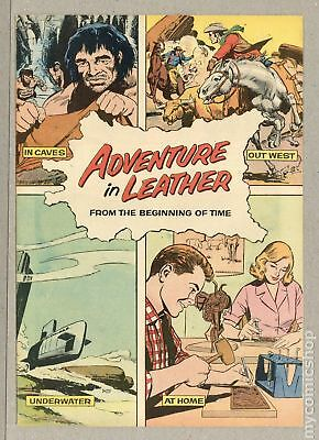 Adventure in Leather (Tandy Leather) #1 1961 VF- 7.5