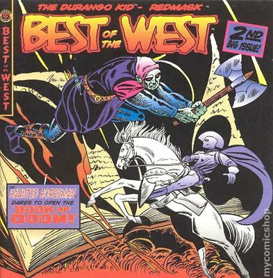 Best of the West (AC Comics) #2 1998 VF Stock Image