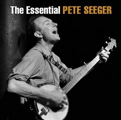PETE SEEGER The Essential 2CD BRAND NEW Best Of Greatest Hits