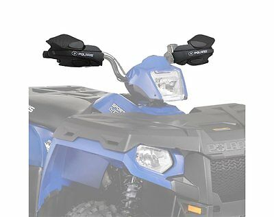 Polaris Sportsman Hand Guards & Mounts in Black-Fits 2007-2018 Sportsman Models