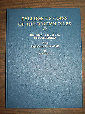 Rare Coin Book Potin's Sylloge Of Coins Of The British Isles 50
