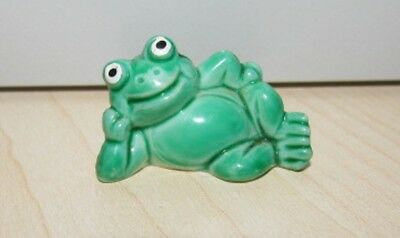 Ü-ei Figuren , 80er - HAPPY FROG - BIG Boss - Frösche