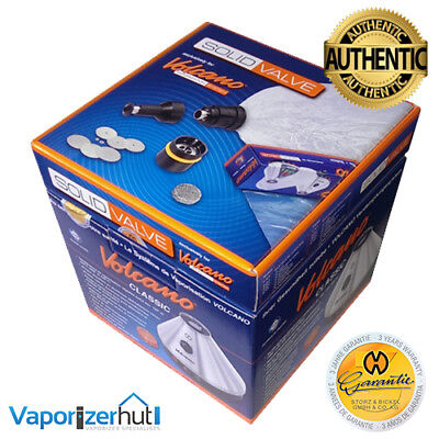 Volcano Classic Vaporizer With Solid Valve ❤ By Storz & Bickel ❤ ☆ 100% Genuine