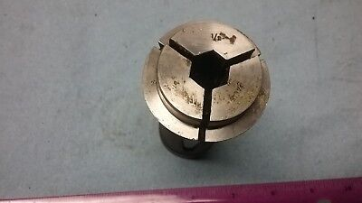 """#22B COLLET 1-3//8/"""" ROUND FOR BROWN AND SHARPE AUTOMATIC SCREW MACHINES"""