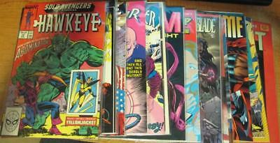 20 Assorted Superhero Comics From Marvel, Image, Epic & Others ~ E