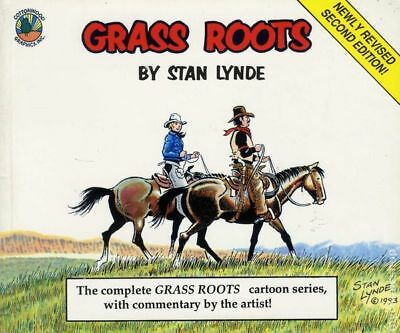 Grass Roots TPB (2nd Edition) #1-1ST 1993 FN Stock Image