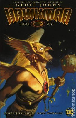 Hawkman TPB (DC) By Geoff Johns Deluxe Edition #1-1ST 2017 NM Stock Image
