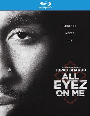 All Eyez on Me (Blu-ray Disc, 2017)