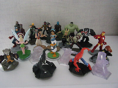 Disney Infinity 2.0 - Pre-owned Figurines, Set's Und Games - to Choose