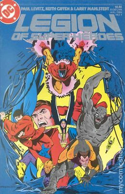 Legion of Super-Heroes (3rd Series) #1 1984 VF Stock Image